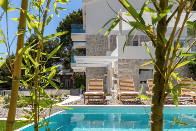 Villa Hilli Primosten , Villas with pool, holiday houses and hotels in Croatia - Charming Croatia